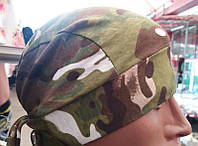 Военная бандана камуфляж (трикотажная ткань)