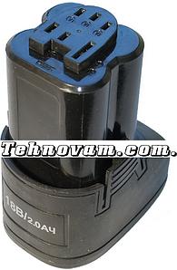 Акумулятор для шуруповерта Югра 18V 2Ah Li-ion