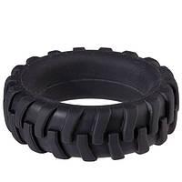 Эрекционное кольцо в виде покрышки Menzstuff Penis Tire 42mm