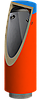 Теплоаккумулятор, бак без ревизионного фланца