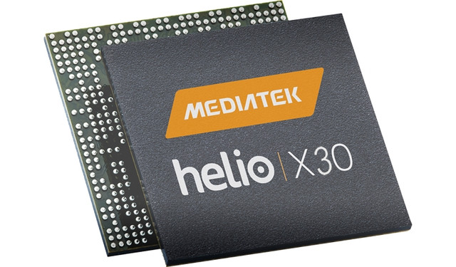 Mediatek рассказала подробности про новый флагман Helio X30