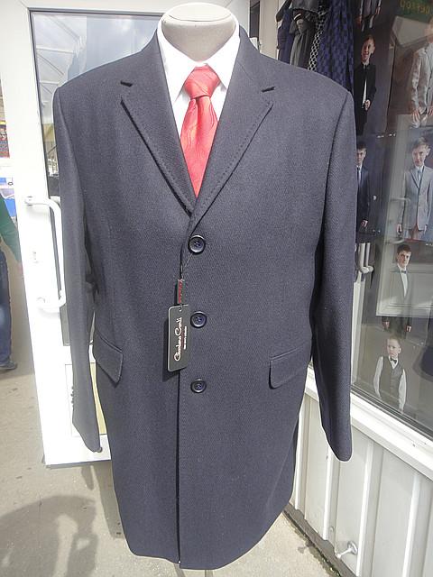 """Пальто мужское кашемировое """"Giordano Conti"""""""