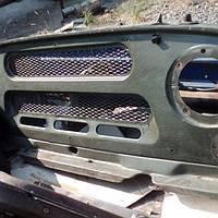 Облицовка УАЗ 469 (морда)