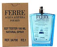Мужская туалетная вода Gianfranco Ferre Acqua Azzurra