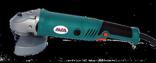 ALFA болгарка 125мм AG219, фото 2