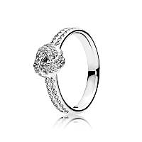 Кольцо из серебра 925 пробы pandora