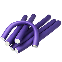 Бигуди для волос папильотки, бигуди-бумеранги 18 мм 6in Y.R.E. PPL-05 /1-1