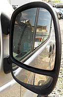 Зеркало механика левое 7701473241 Renault Trafic 2001-2013 гг., фото 1