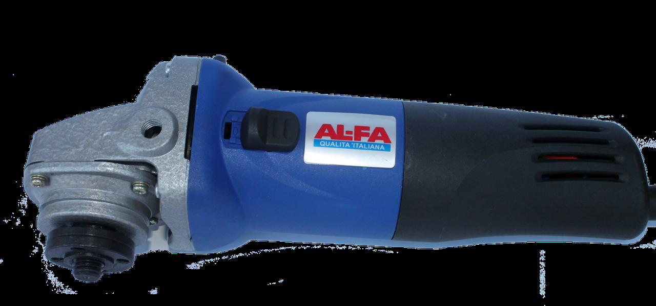 AL-FA болгарка  AG263 125MM  1050Вт