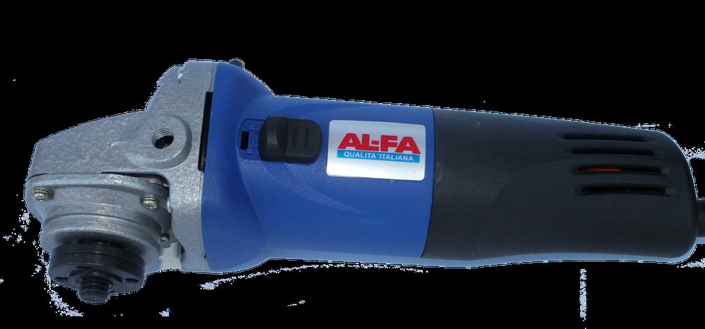 AL-FA болгарка  AG263 125MM  1050Вт, фото 2