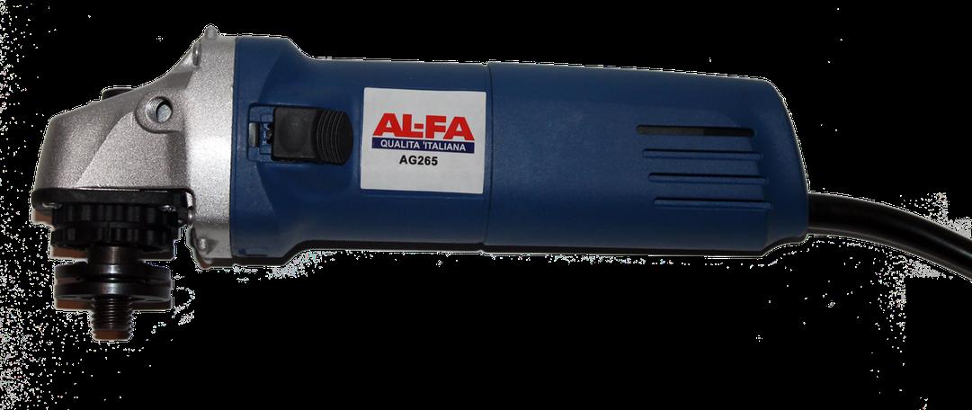 AL-FA болгарка  AG265 125MM  1000 Вт , фото 2