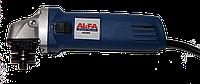 AL-FA болгарка  AG265 125MM  1000 Вт