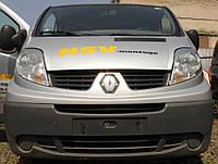 Капот 651008380R Renault Trafic Трафік 2001 2002 2003 2004 2005 2006 2007 2008 2009 2010 2011 2012 2013 гг., фото 1