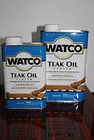Тиковое масло, Teak Oil, 0.946 litre, Watco