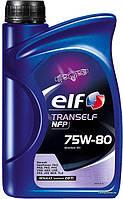 Трансмиссионное масло  ELF Tranself NFP 75W80 (1 Liter)