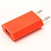 Универсальное зарядное USB вилка Iphone цвет, №130