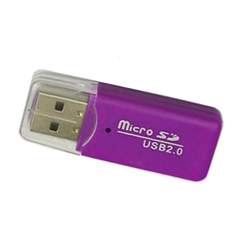 Кардридер Cardreader Micro SD в виде флешки, №188