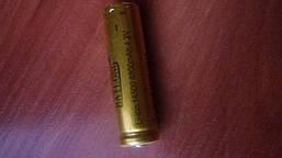 Аккумулятор BAILONG 14500 4800mAh 4.2V, A163
