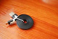 Плоский кабель USB шнур Iphone 4 4s №178