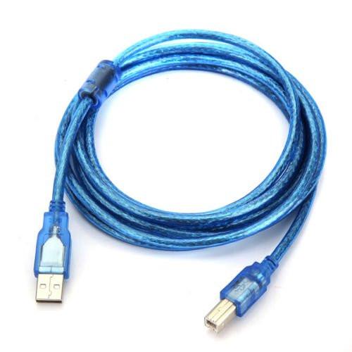 Кабель шнур удлинитель USB 2.0 1.5м принтер, №196