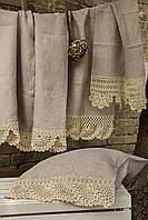 Постельное белье с кружевами ручной работы. Лимитированная коллекция