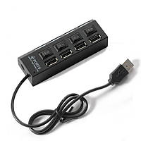 USB Hub хаб 4 порта, A106