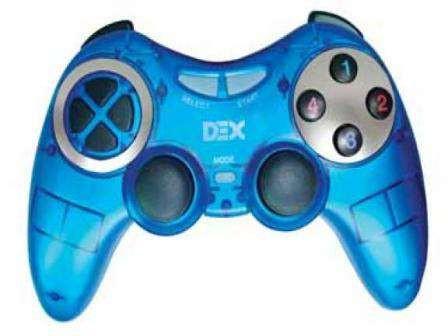 Джойстик USB GamePad DualShock PC DEX 892S, A255