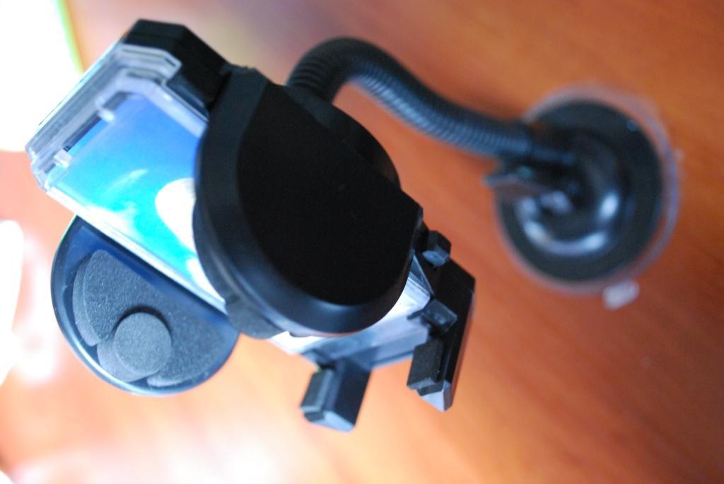 Тримач для телефону і GPS навігатора в машину авто, A154