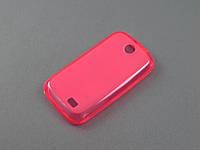 Чехол TPU  для Lenovo A269i розовый