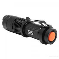 Мощный тактический фонарик BL 8468 20000W, A35