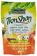 """Чай зеленый Tien-Shan """"Тропікана"""" 80г"""