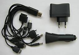 Універсальний зарядний 10 в 1 USB кабель шнур A247