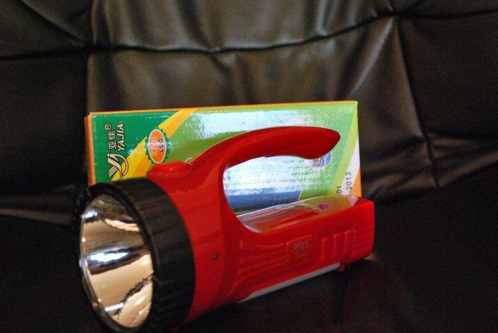 LED лампа фонарь фонарик аккумуляторный YJ-2833, A130