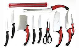 Набір кухонних ножів Contour Pro +магн рейка, A142