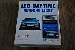 Дневные ходовые огни DRL 8 LED, A69