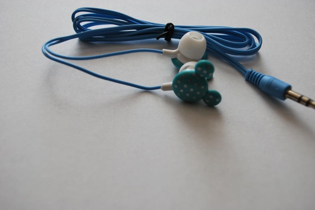 Вакуумные наушники мишки, №147