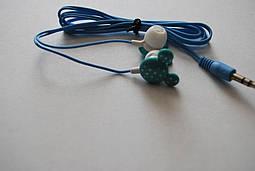 Вакуумні навушники ведмедики, №147