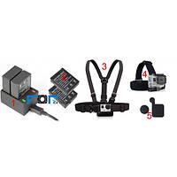Комплект для камер GOPRO HERO 3+