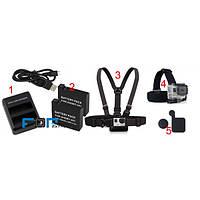 Комплект для камер GOPRO HERO 4