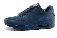 Mужские кроссовки Nike Air Max 90 Hyperfuse Тёмносиние, фото 1