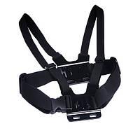 Крепление на грудь двух камер для GoPro SJCAM XIAOMI SONY 2 Cameras Chest mount harness