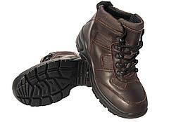 """ZENKIS черевики мілітарні """"LEGION-SA"""" (U1-909) - MARRONE, фото 3"""