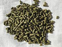 Гранульована люцерна, (гранулировання люцерна)