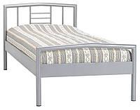 Кровать односпальная 90x200см металалическое