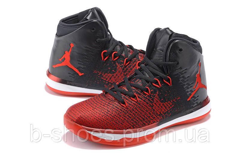 Мужские баскетбольные кроссовки  Air Jordan  31 (Banned)