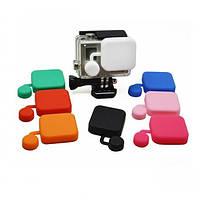 Чехол силиконовый для GoPro Hero 3+ 4