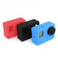 Чехол силиконовый на камеру GoPro Hero 3+ 4