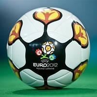 УЕФА представит официальный мяч Евро-2012 в декабре