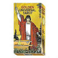 """Золотое Универсальное Таро """"Golden Universal Tarot"""""""