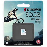 Карта памяти KINGSTON ACTION MICROSDXC UHS-I U3 32GB